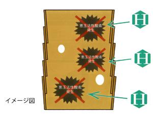 ハイドロクラスターリペアパウダー イメージ5