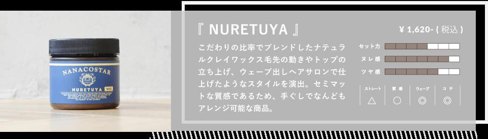 wax_nuretuya