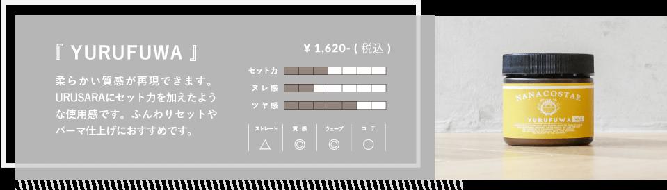 wax_yurufuwa
