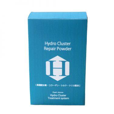 話題の【高濃度水素パウダー】抜け毛・白髪を抑制できる「ハイドロクラスター リペアパウダー」