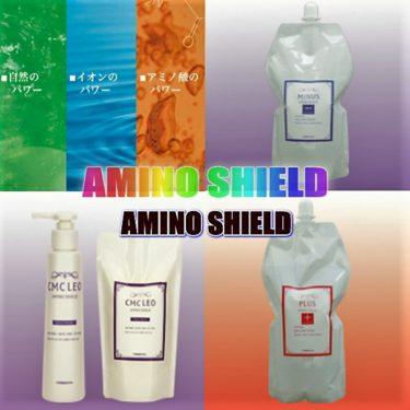 髪の形態から修復を目指す特許システムのプロトリートメント「アミノシールド」