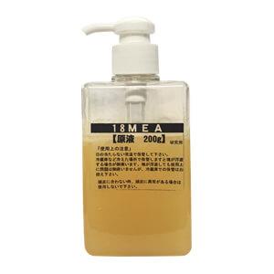 こだわり美容師の「カチオン化18-MEA」  (メチルエイコサン酸)